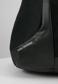Puma - GYM DUFFLE BAG M - Sac de sport - black - 6