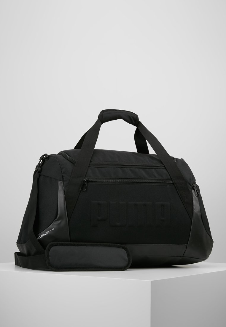Puma - GYM DUFFLE BAG M - Sports bag - black