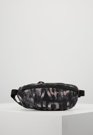 WOMENS WAIST BAG - Muut asusteet - black/bridal rose