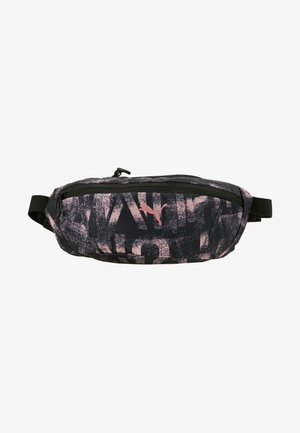 WOMENS WAIST BAG - Jiné - black/bridal rose