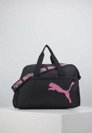GRIP BAG - Sporttasche - black/bubblegum
