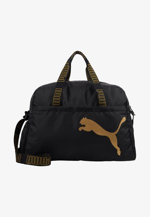 GRIP BAG - Sac de sport - black/metallic gold