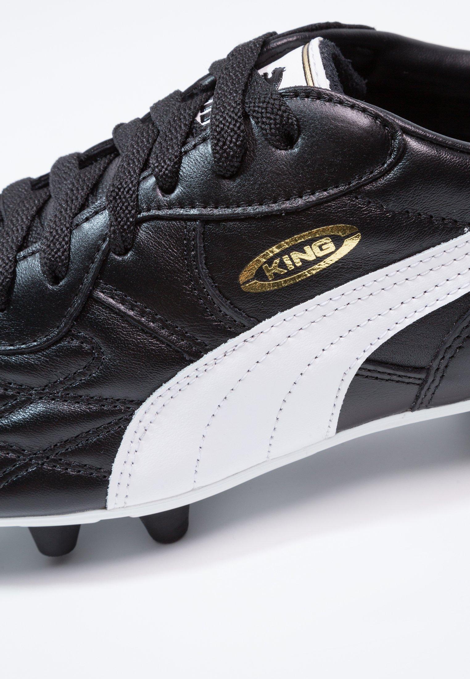 KING TOP DI FG - Voetbalschoenen met kunststof noppen - black