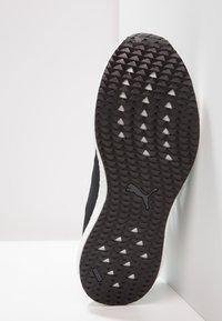 Puma - MEGA NRGY  - Chaussures de running neutres - black/asphalt - 4