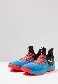 Puma - RISE XT FUSE 2 - Boty na házenou - bleu azur/red blast/black - 2