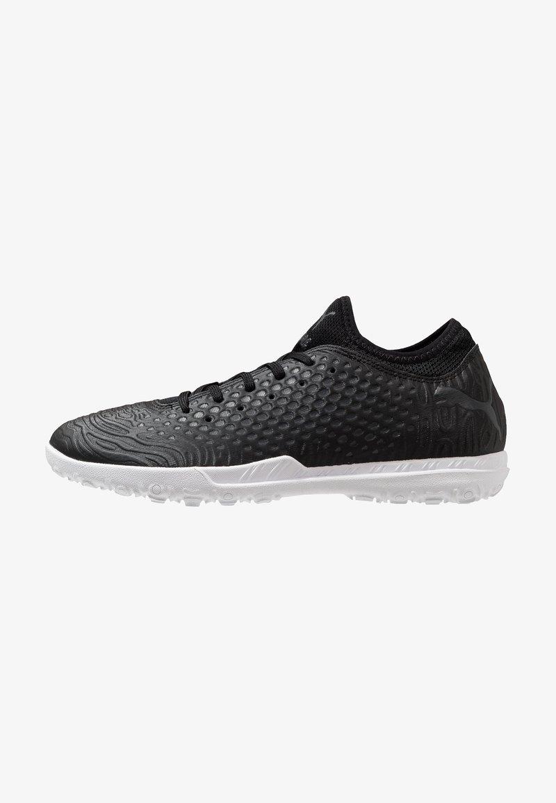 Puma - FUTURE 19.4 TT - Scarpe da calcetto con tacchetti - black/white