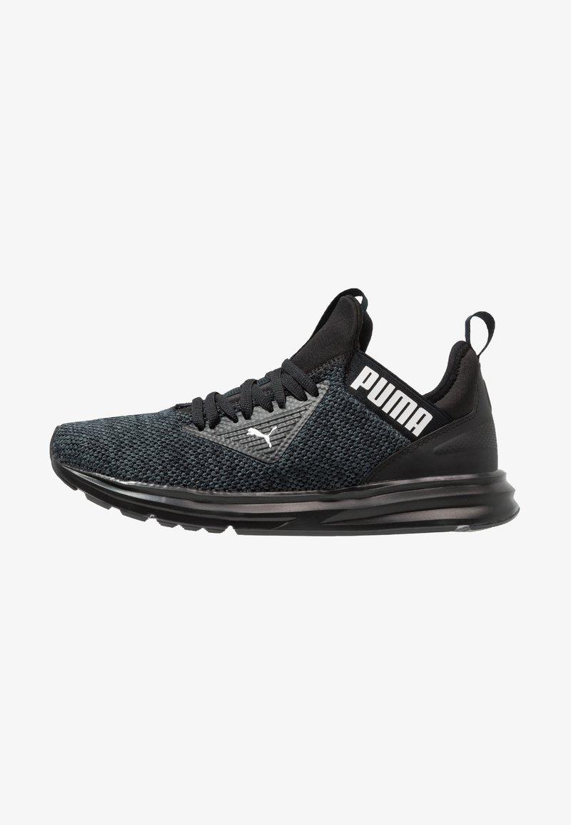 Puma - ENZO BETA WOVEN - Zapatillas de running neutras - black/asphalt