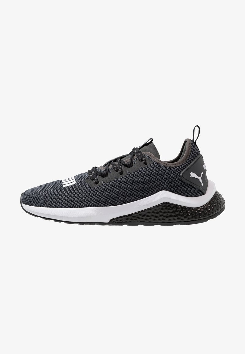 Puma - HYBRID NX - Laufschuh Neutral - black/white