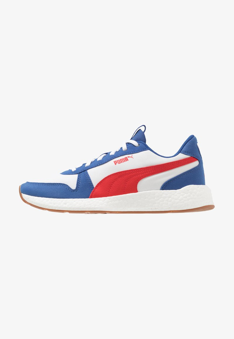 Puma - NRGY NEKO RETRO - Gym- & träningskor - galaxy blue/high risk red