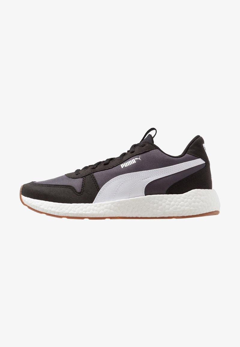 Puma - NRGY NEKO RETRO - Trainings-/Fitnessschuh - black/grey