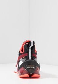 Puma - LQDCELL ORIGIN TECH - Hardloopschoenen neutraal - black/rhubarb - 3