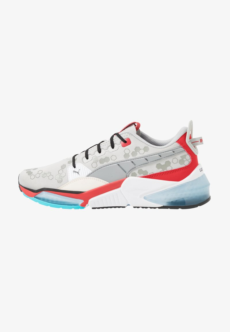 Puma - LQDCELL OPTIC - Neutral running shoes - high rise/high risk red