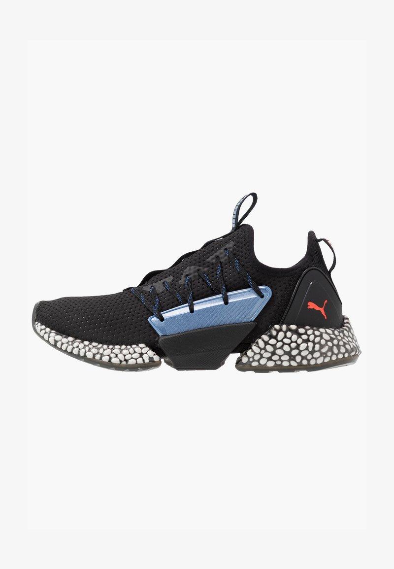 Puma - HYBRID ROCKET AERO - Zapatillas de running neutras - black/galaxy blue