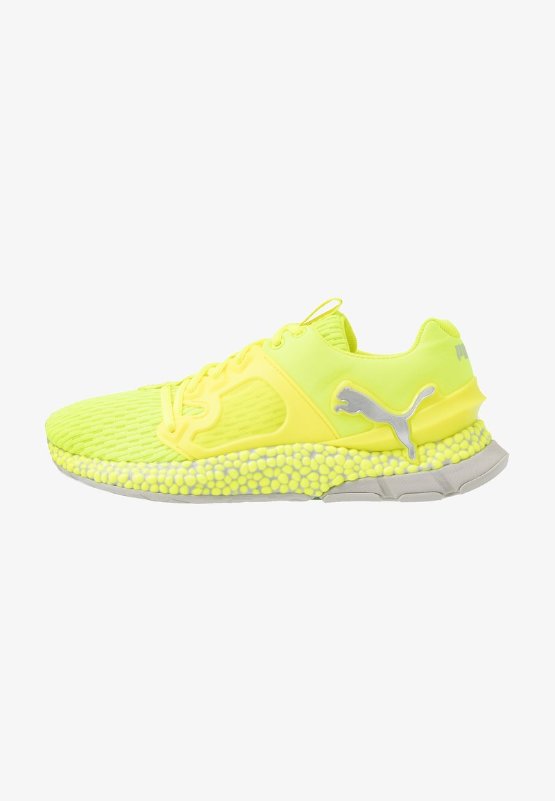 Puma - HYBRID SKY LIGHTS - Neutral running shoes - yellow alert/silver