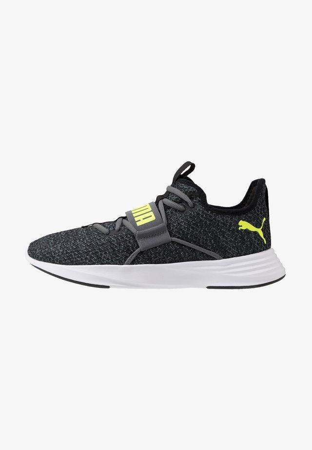 PERSIST XT - Sportovní boty - castlerock/yellow alert