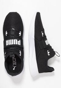 Puma - PERSIST XT - Chaussures d'entraînement et de fitness - black/white - 1