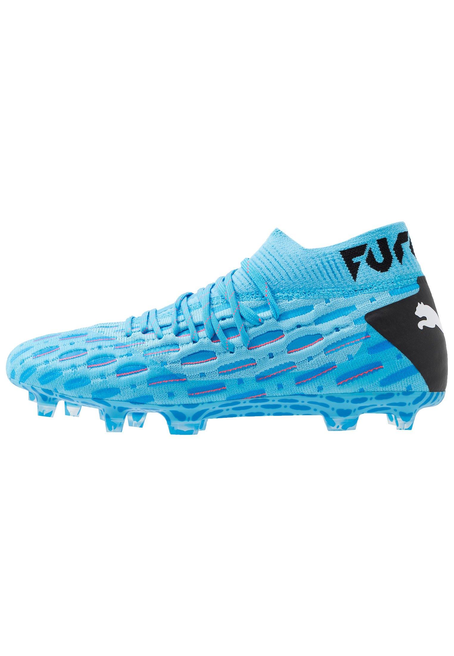 FUTURE 5.1 NETFIT FGAG Voetbalschoenen met kunststof noppen luminous bluenrgy blueblackpink alert