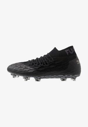 FUTURE 5.1 NETFIT FG/AG - Voetbalschoenen met kunststof noppen - black/asphalt