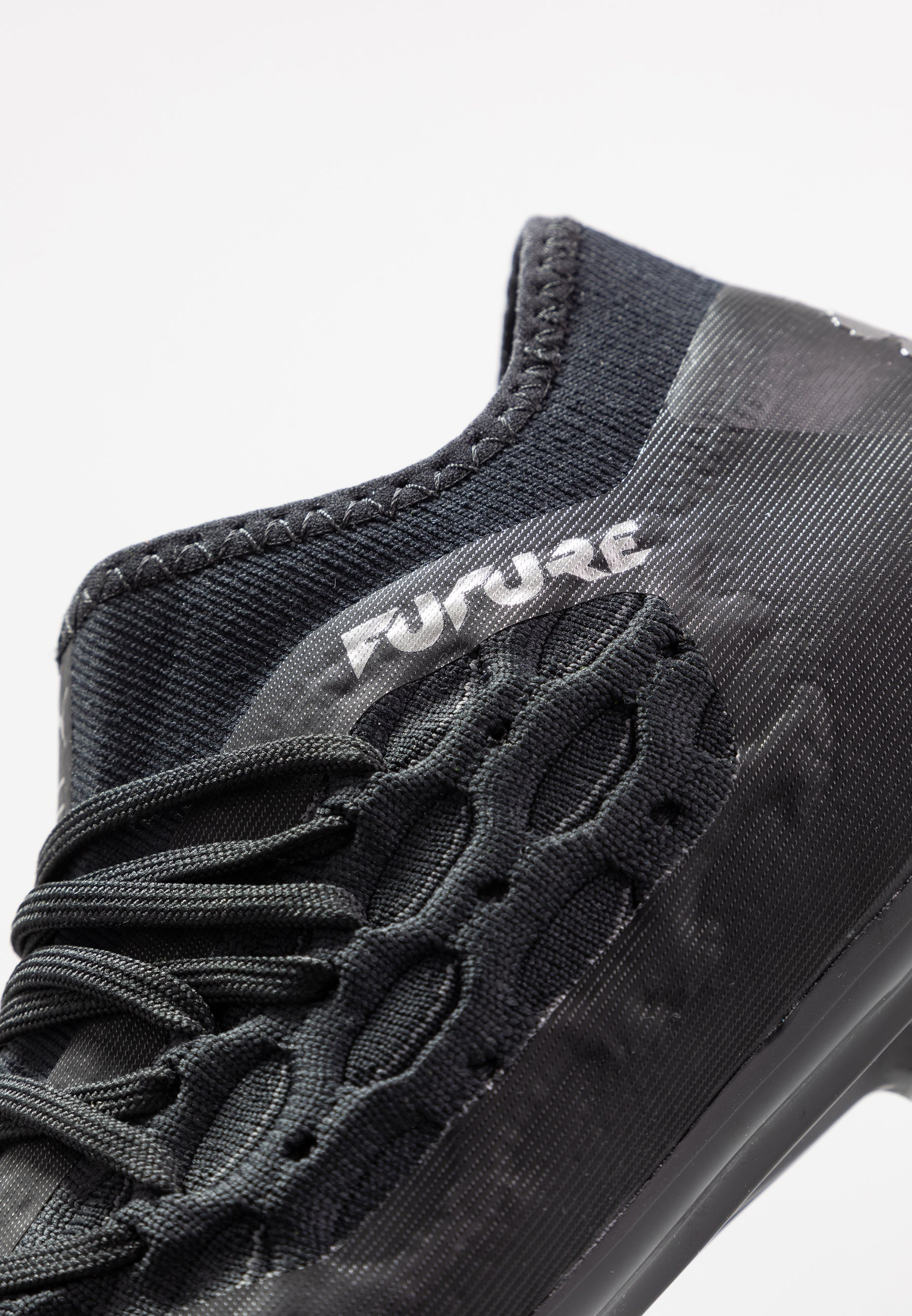 Puma FUTURE 5.3 NETFIT FG/AG - Korki Lanki - black/asphalt