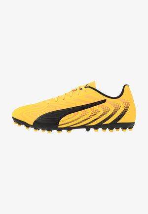 ONE 20.4 MG - Chaussures de foot à crampons - ultra yellow/black/orange alert