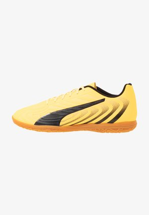 ONE 20.4 IT - Indoor football boots - ultra yellow/black/orange alert