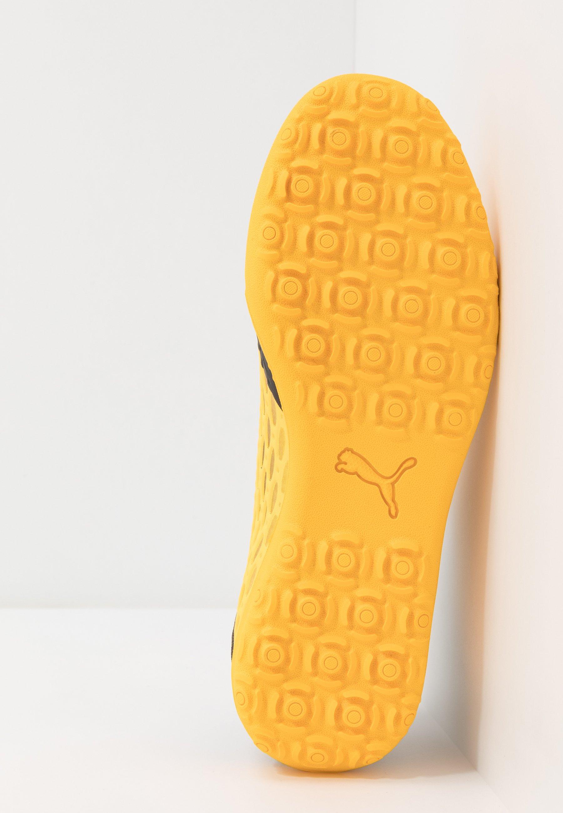 Puma FUTURE 5.4 TT - Korki Turfy - ultra yellow/black