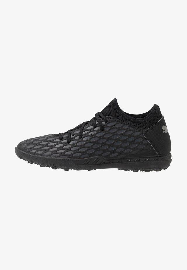 FUTURE 5.4 TT - Voetbalschoenen voor kunstgras - black/asphalt