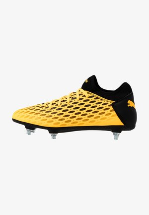 FUTURE 5.4 SG - Chaussures de foot à lamelles - ultra yellow/black