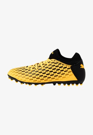 FUTURE 5.4 MG - Chaussures de foot multicrampons - ultra yellow/black