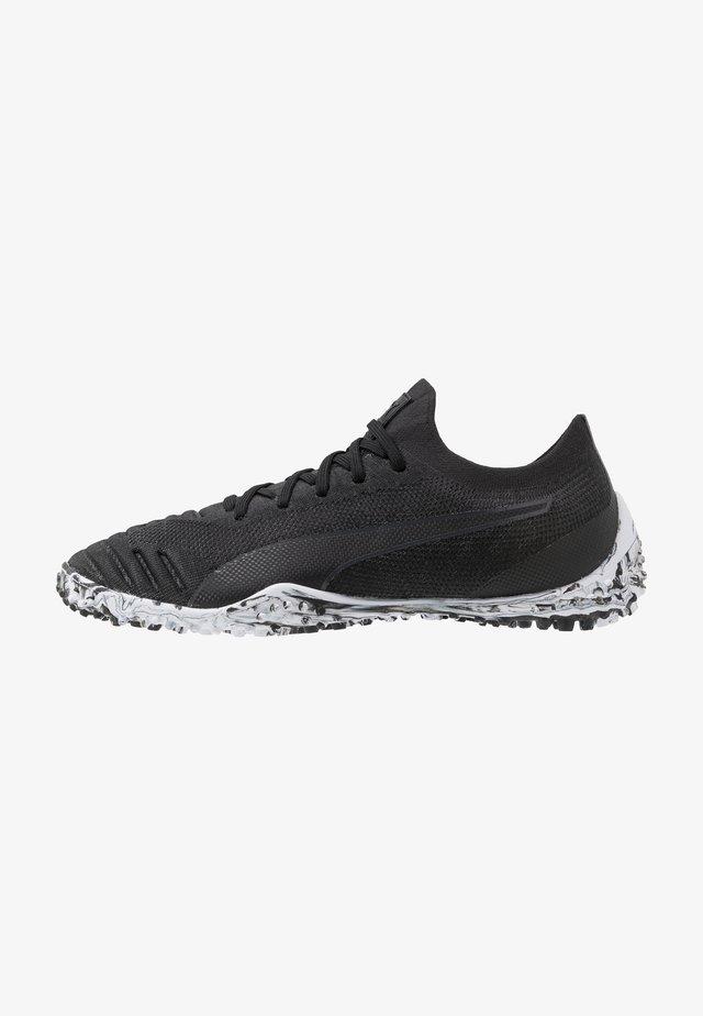 365 CONCRETE 1 ST - Voetbalschoenen voor kunstgras - black/asphalt/white