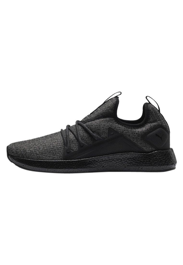 Puma - NRGY NEKO - Chaussures de running neutres - black-black