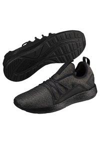 Puma - NRGY NEKO - Chaussures de running neutres - black-black - 2