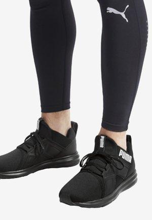 ENZO SPORT - Hardloopschoenen neutraal - black