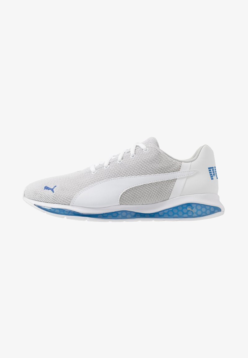 Puma - CELL ULTIMATE POINT - Sports shoes - white/high rise/palace blue