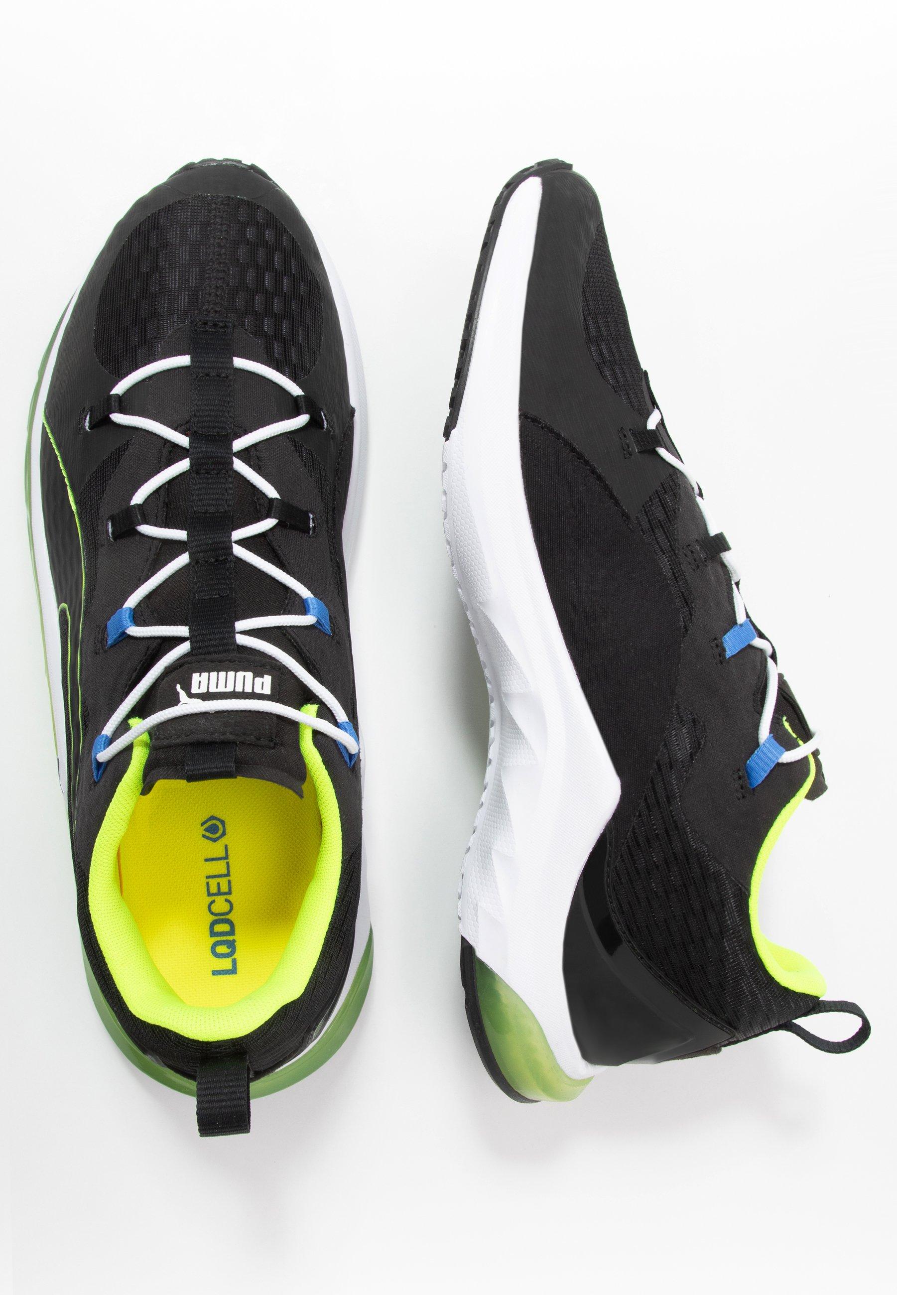 LQDCELL HYDRA Chaussures d'entraînement et de fitness blackyellow alert