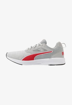 NRGY RUPTURE - Neutral running shoes - high rise/high risk red/white