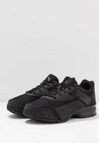 Puma - LEADER VT BOLD - Sportovní boty - black - 2
