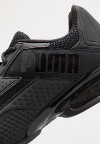 Puma - LEADER VT BOLD - Sportovní boty - black - 5