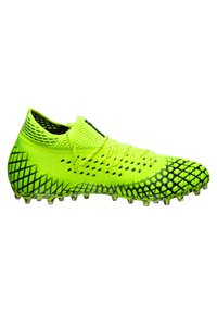 Puma - FUTURE 4.1 NETFIT  - Chaussures de foot à crampons - yellow alert/black - 6