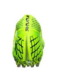 Puma - FUTURE 4.1 NETFIT  - Chaussures de foot à crampons - yellow alert/black - 3