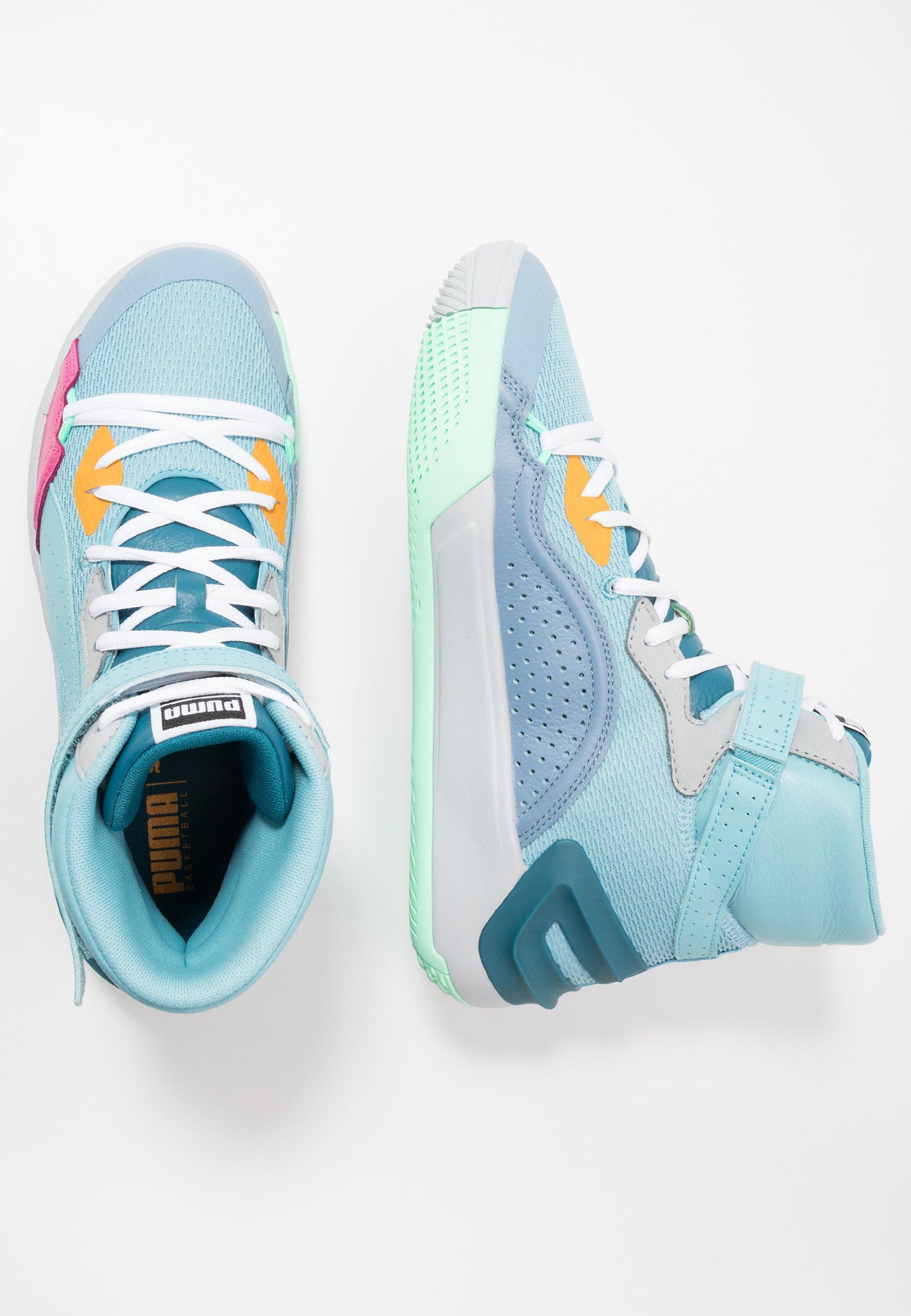 SKY MODERN EASTER Chaussures de basket light blue