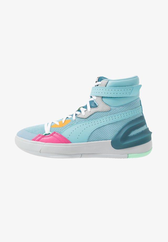 SKY MODERN EASTER - Basketbalové boty - light blue