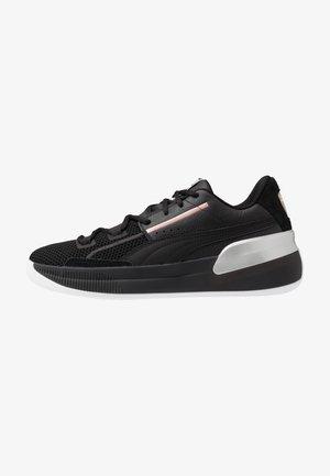 CLYDE HARDWOOD METALLIC - Chaussures de basket - black