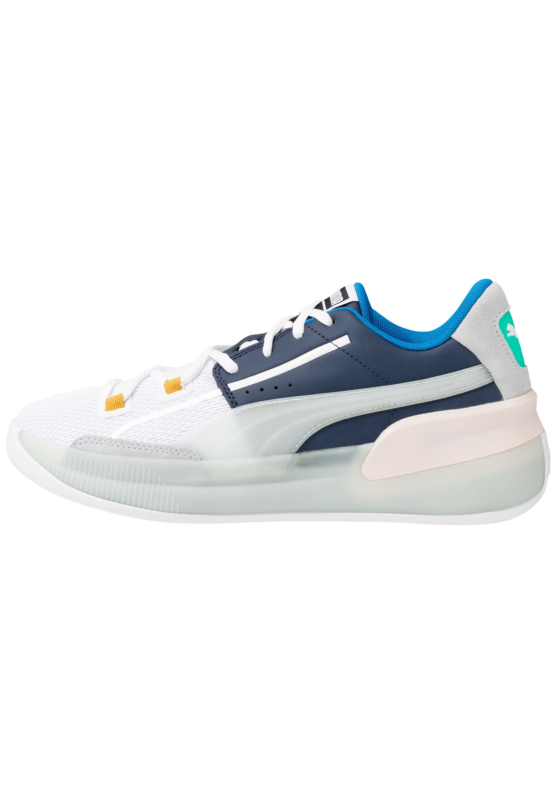CLYDE HARDWOOD Chaussures de basket white