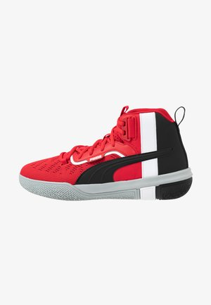 LEGACY MADNESS - Basketball shoes - red/black