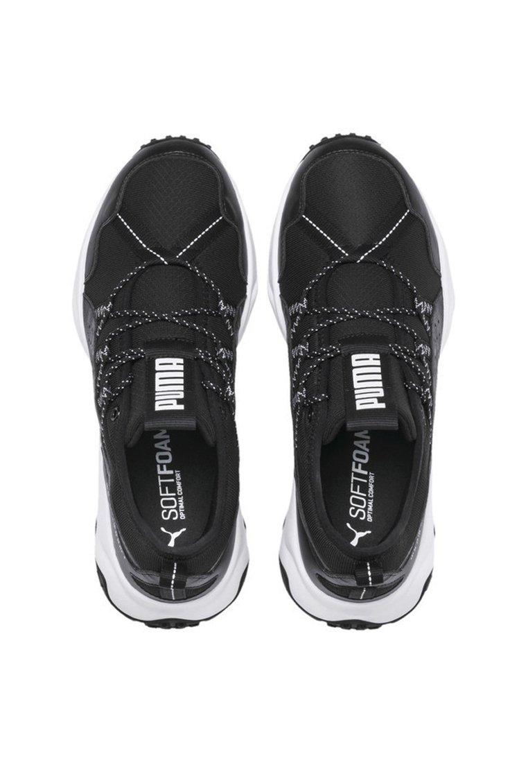 Puma Ember Trl Men's Running Shoes Male - Chaussures De Neutres Black/puma White