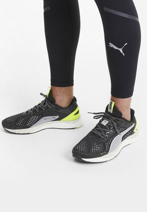 SPEED - Neutral running shoes - black/yellow
