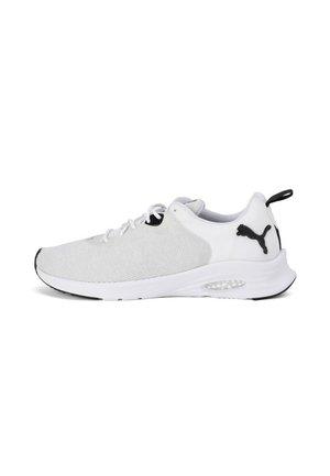 HYBRID FUEGO  - Neutral running shoes - white-glcr gray-blk