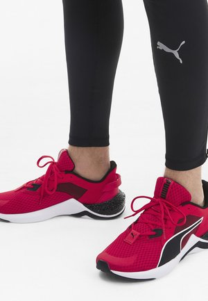 HYBRID NX OZONE  - Chaussures de running stables - red/black