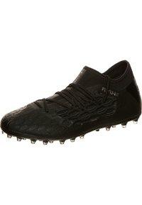 Puma - FUTURE NETFIT - Chaussures de foot à crampons - puma black/asphalt - 2